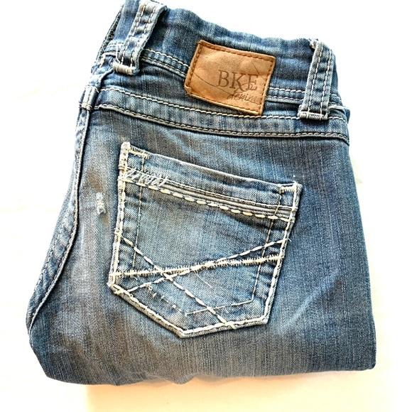 BKE Women's Denim Jeans Size W26 X L31.5